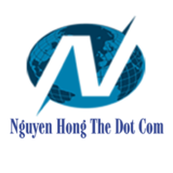 Nguyen Hong The Dot Com Logo